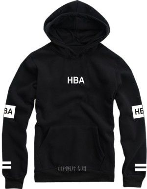 Spring New 2014 HBA hood by air Hoodies aeropostale Pullover skateboard hip hop hoody