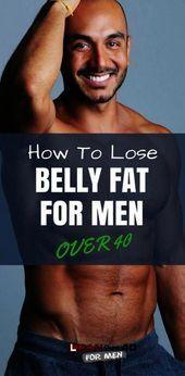 Wie man schnell Männer mehr Gewicht verliert