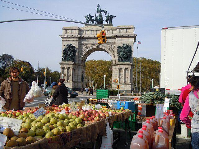 grand army plaza greenmarket