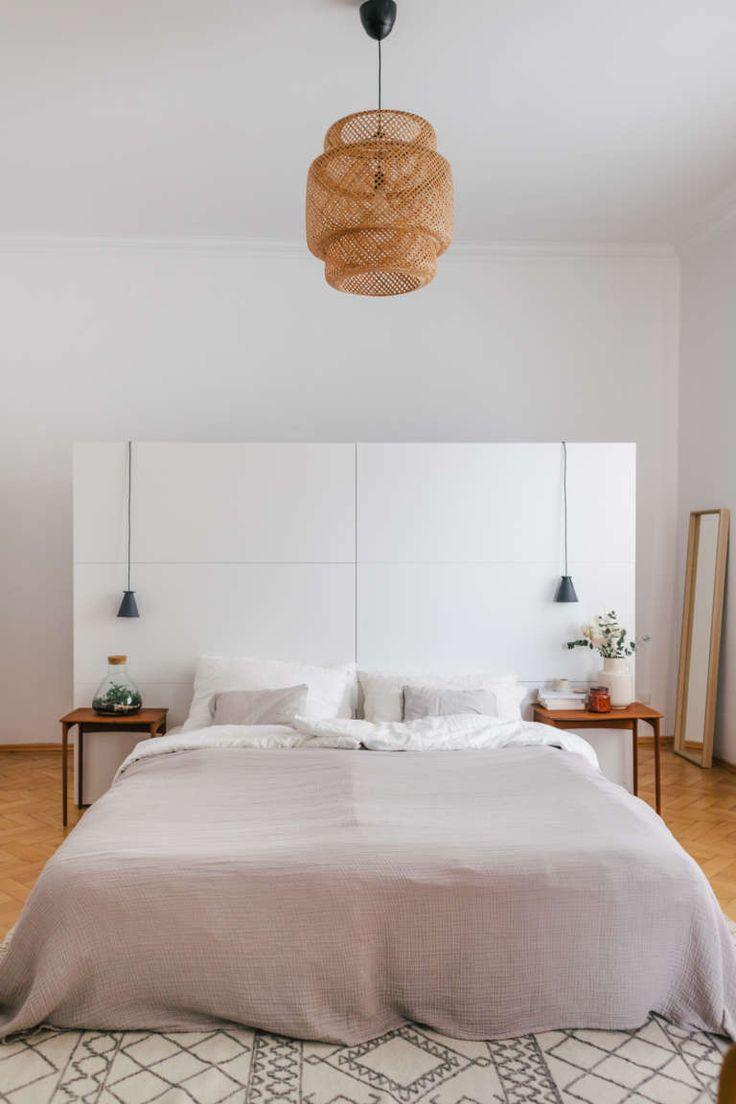 Begehbarer Kleiderschrank Hinter Dem Bett Ikea Platsa ...