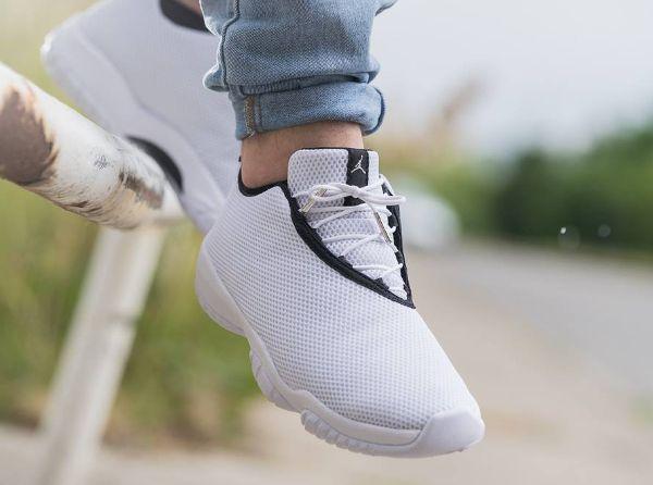 Air Jordan Future Low White Grey Mist