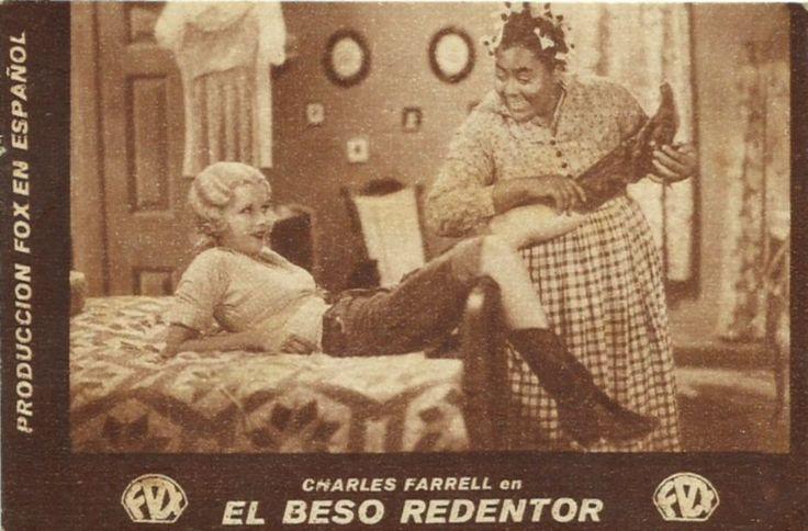 "El beso redentor (1932) ""Wild Girl"" de Raoul Walsh - tt0023700"