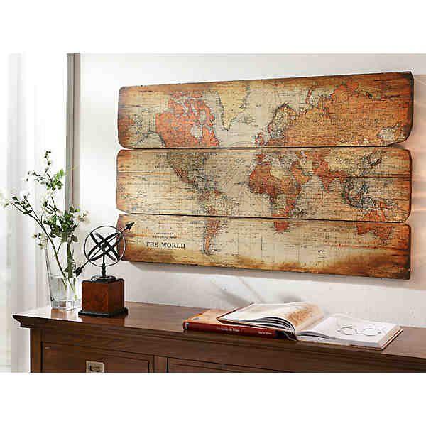 Ber ideen zu weltkarte kaufen auf pinterest - Weltkarte basteln ...