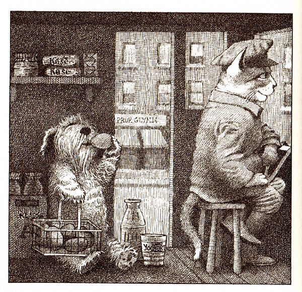 "Maurice Sendak - ""Higgelty Piggelty Pop"" - 1967"