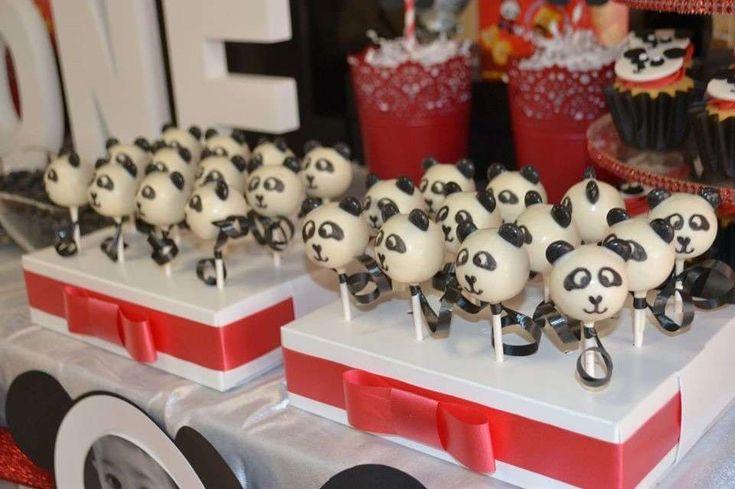 Panda Birthday Party Ideas   Photo 4 of 17
