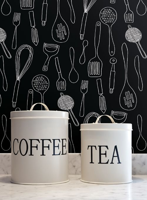 York Wallcoverings: 750 Kitchens, Www Wallpaperanddecor Com, Kitchens Wall, Bistros 750, Silhouette Wallpapers, Wallpapers Ideas, Kitchens Ideas, Bistros Kitchens, Contours Silhouette