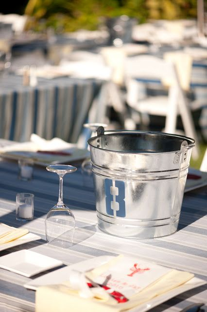 SHANNON LEAHY EVENTS: Louise & Jay's Clambake Rehearsal Dinner (Clambake)