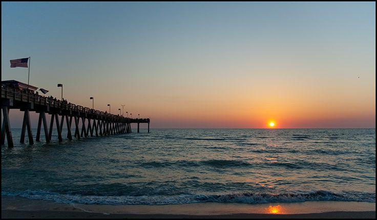Pier at Venice Beach