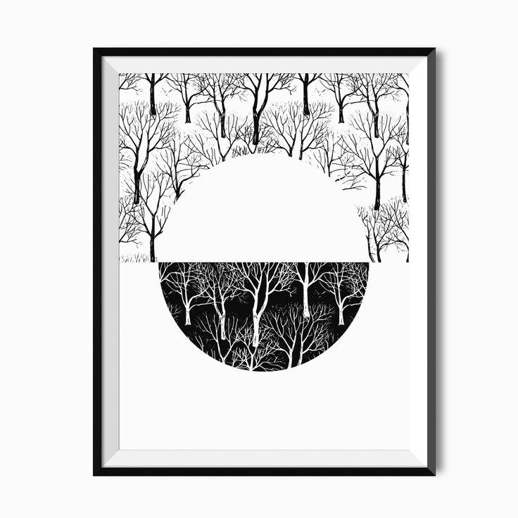 Plakat - Forest