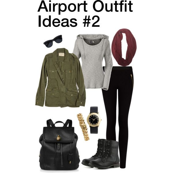 Best 25+ Airport outfits ideas on Pinterest | Traveling outfits Travel outfits and Travelling ...