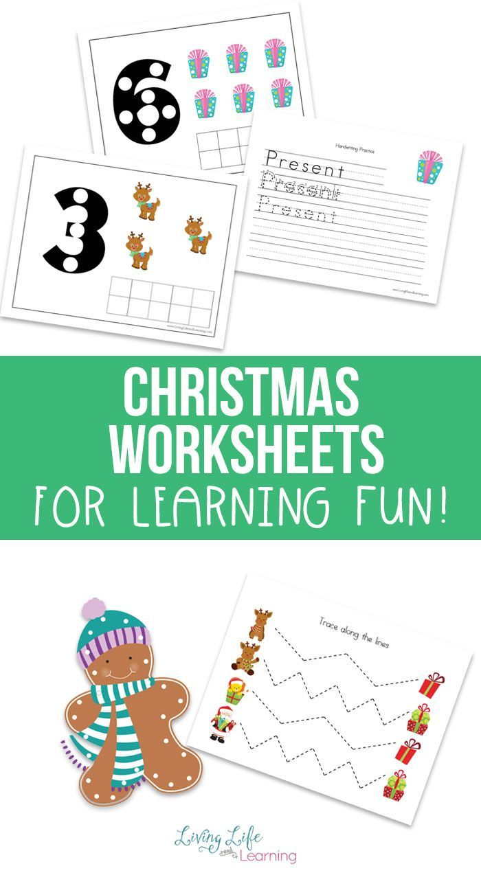Free Christmas Worksheets For Kids Christmas Worksheets Christmas Math Worksheets Printable Activities For Kids [ 1290 x 700 Pixel ]