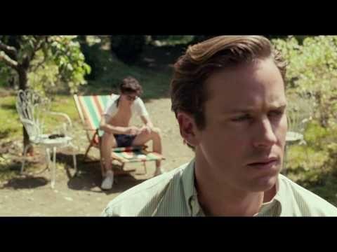 Trailer de Call me by Your Name, la sensación del último Sundance candidata al Oscar