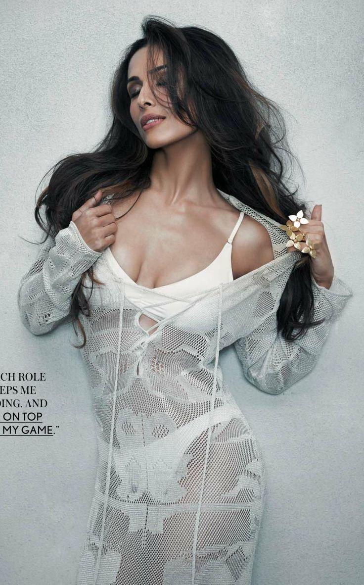 Hot Hot Hot as Hell Malaika Arora Khan Maxim India October ...