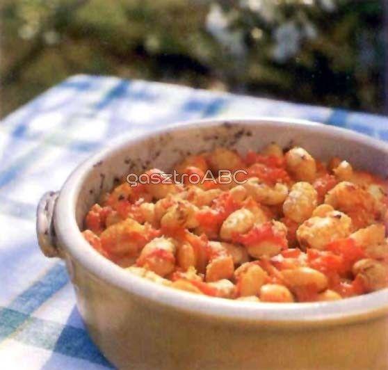 Sült fehérbab | Receptek | gasztroABC