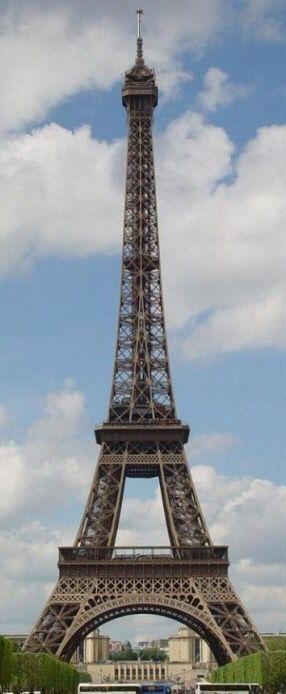 Ik ga de Eiffeltoren na kleien voor het Frans boek