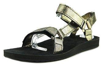 Teva Original Universal Radiant Women Open-toe Leather Sport Sandal.