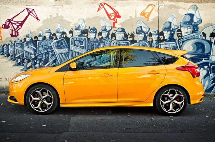 Ford Focus ST. Click for full gallery. #ford #focus #st