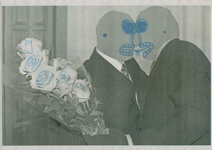 """Лица чиновников всех мастей глядят со страниц украинских газет и журналов. Но если заменить один объект съемки на другой – ничего не изменится. Обезличенные и разукрашенные такие снимки выпадают из мутного потока. Костюмы и галстуки, массивные двери и медные таблички, красные ленточки и ковровые дорожки больше ничего не добавляют главному герою. Зато становится отчетливо ясно, что декорации уже давно устарели. Автор Хайло Павел Игоревич. """"Самый скучный спектакль"""""""