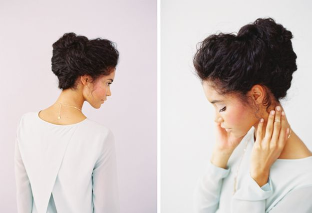 I am obsessed with this look. 29 Bridal Hairstyles Black Girls Can Rock Flawlessly