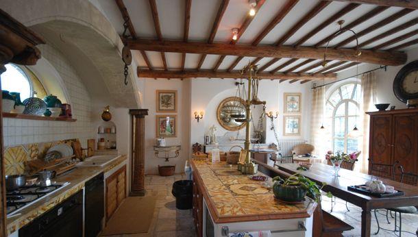 Italy vacation rental - dream kitchen!