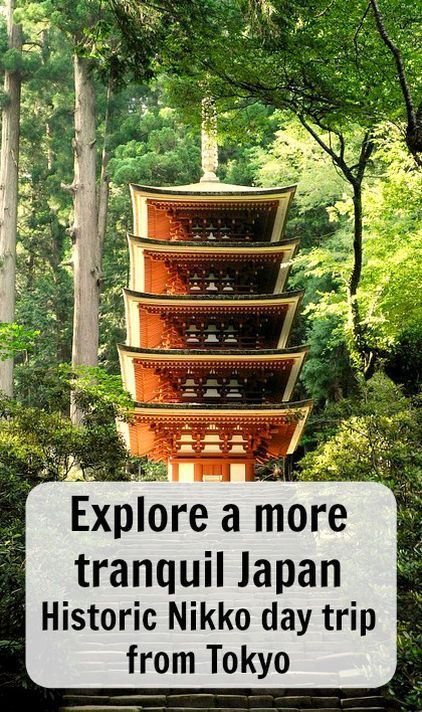 Explore a more tranquil Japan – Historic Nikko day trip from Tokyo. A perfect trip for those who enjoy hiking and history. Ann K Addley travel blog