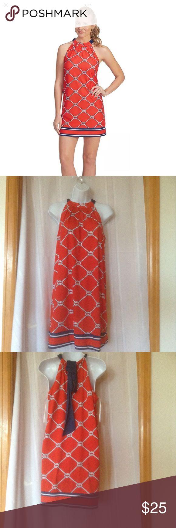 Mud pie medium Natalie dress nautical rope Please see last photo Mud Pie Dresses