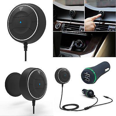 Bluetooth Sem Fio Receptor De Música 4.0 3,5 Mm Para Adaptador De Alto-falante Handsfree Carro Aux