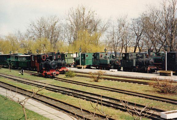 Sochaczew Narrow Gauge Railway Museum | Atlas Obscura