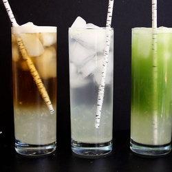 Lime Cordial, Three Ways — Punchfork   Happy Hour   Pinterest