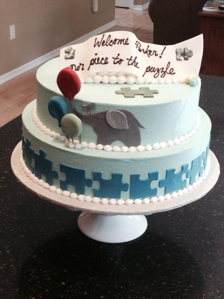 Adoption Cake Ideas