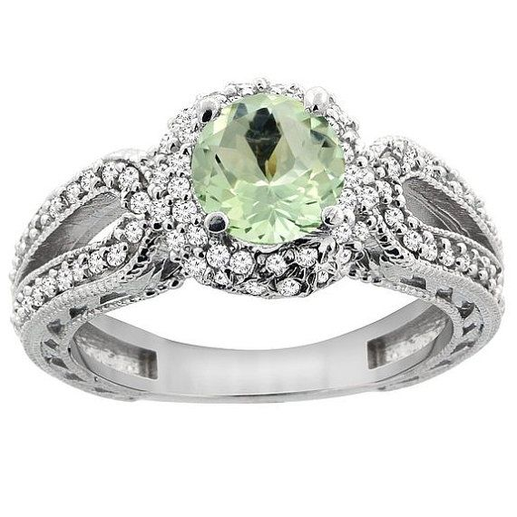 1000 ideas about amethyst engagement rings on pinterest