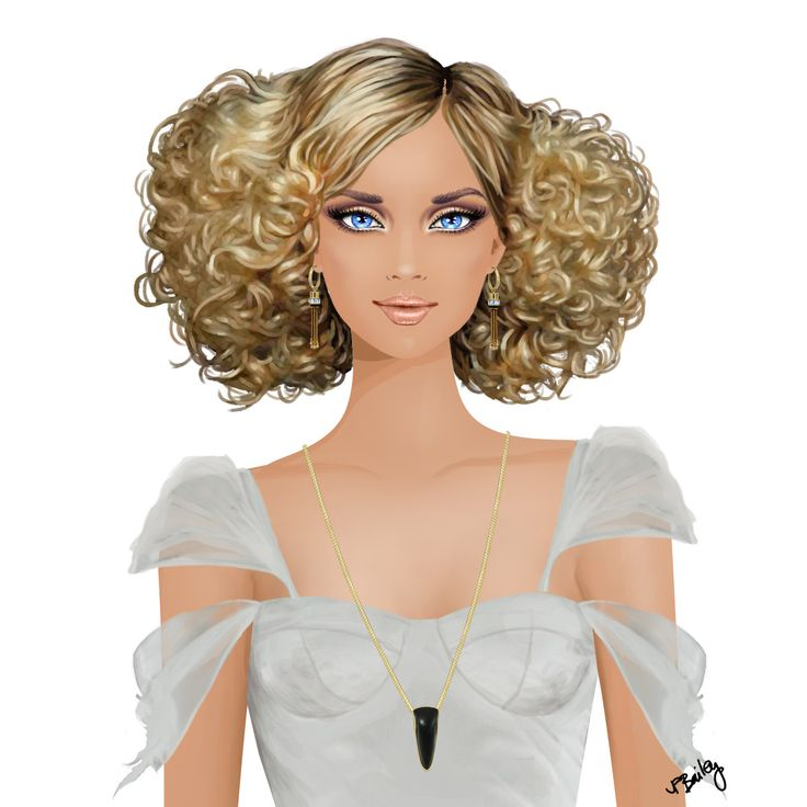 From the cutting room floor - great runway hair that will