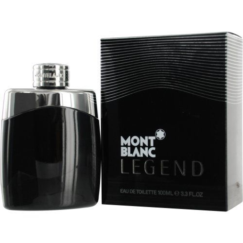 Mont Blanc Legend Eau De Toilette Spray for Him 100ml