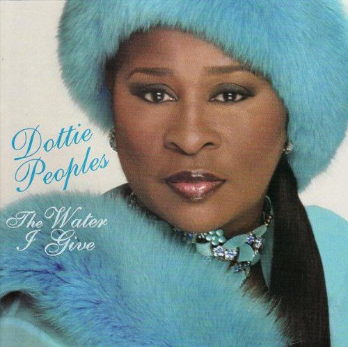 Great voice; great southern Gospel music by Dottie Peoples