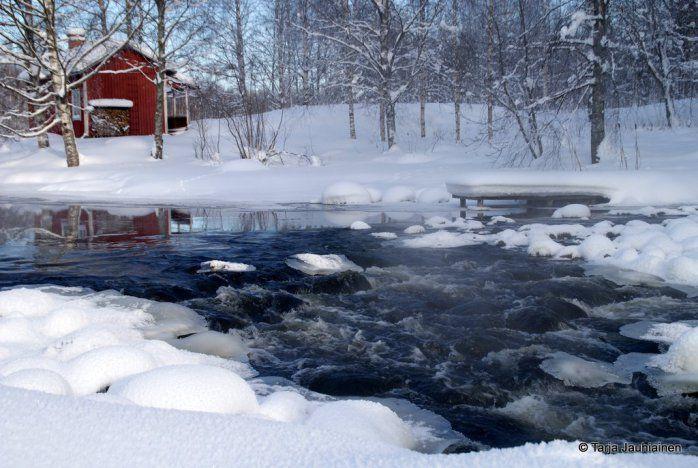 Savikosken kävelysillalla kannattaa piipahtaa haistelemassa menneen loiston tuoksua. Mitä kovempi pakkanen, sen kauniimpaa siellä on. Talvella olen nähnyt koskikaroja, ruokailevan saukon ja jopa pikku-uikun. Paikka on myös lintuharrastajien suosiossa. Kuopio - Vesanto tieltä (551) käännytään Kuopiosta päin tullessa vasemmalle n.300m ennen Karttulan ensimmäistä liittymää jossa on Valkeisen hautausmaa. Tätä kapeaa ja paljon liikennöityä Savikoskentietä ajetaan pari kilometriä kunnes Savikoski…