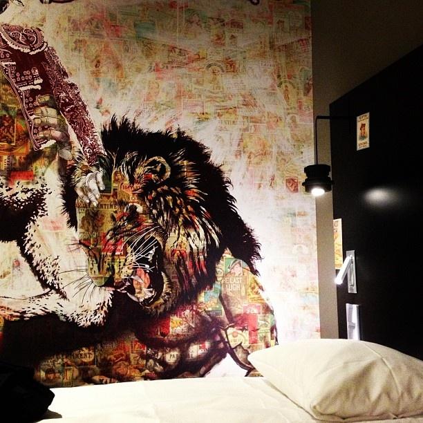 @margrethedalen - #grandcentral #design#hotel#interior