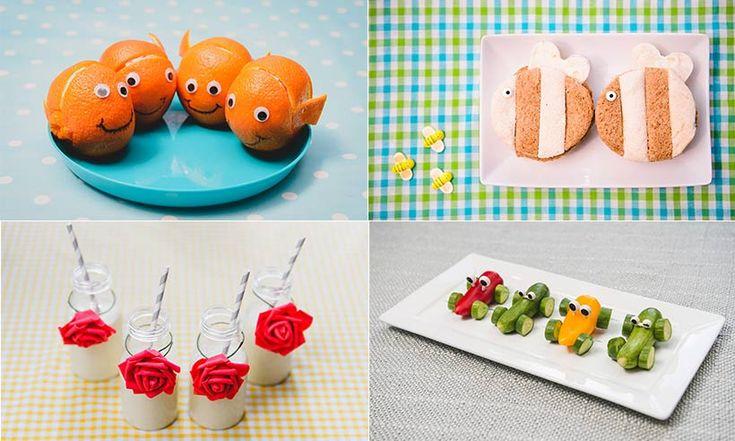 Disney-themed family picnic recipes
