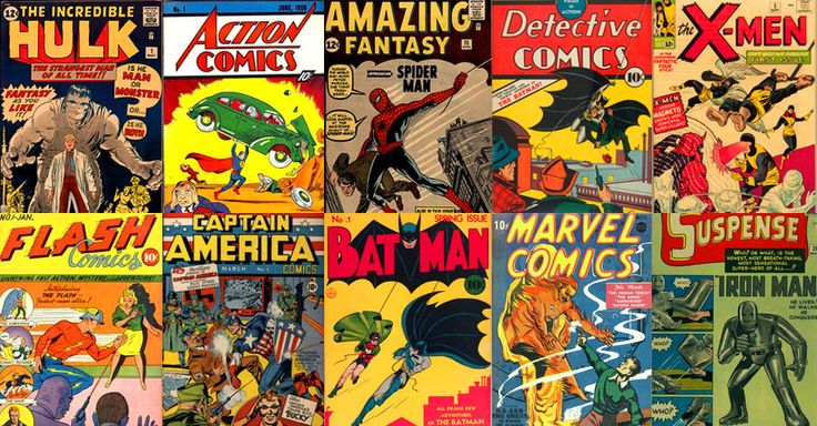 The 10 Most Expensive Comic Books Ever Sold - http://www.comicbookresources.com/article/what-are-the-most-expensive-comic-books-ever-sold