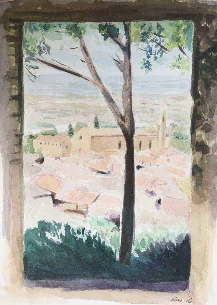 San Gimignano, Dec '16