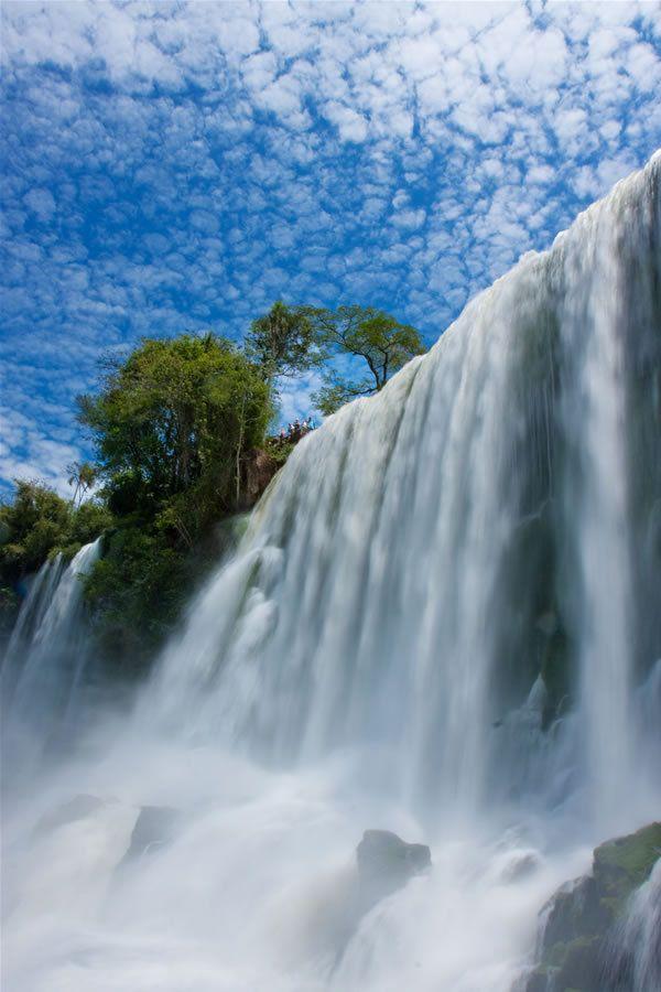 Imagini pentru cascada iguazu