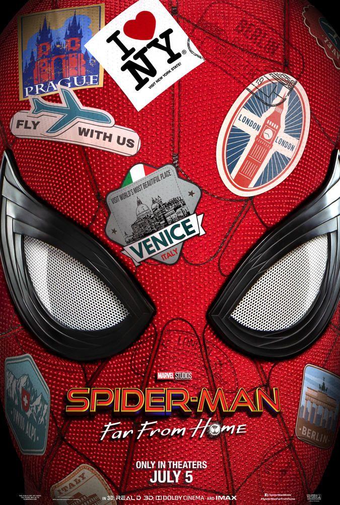 Spider-Man: Far From Home Teaser Trailer Released