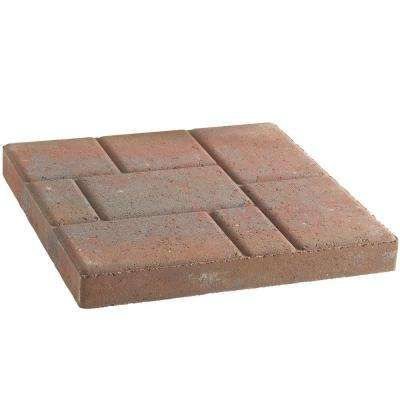 16 in. x 16 in. Old Town Blend Concrete Step Stone