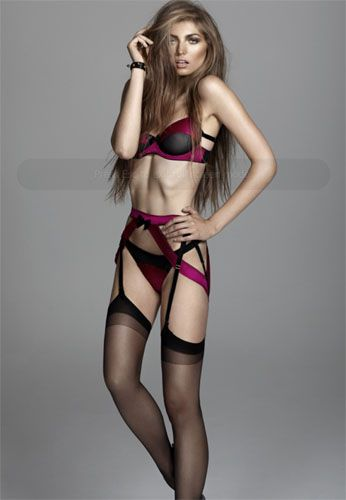 Fancy - Bordelle Lingerie: Seductive Intimate Wear - Adore this set!!