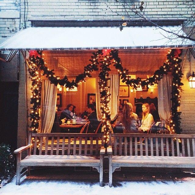 Café Cluny in New York / photo by Natalia Malykhina