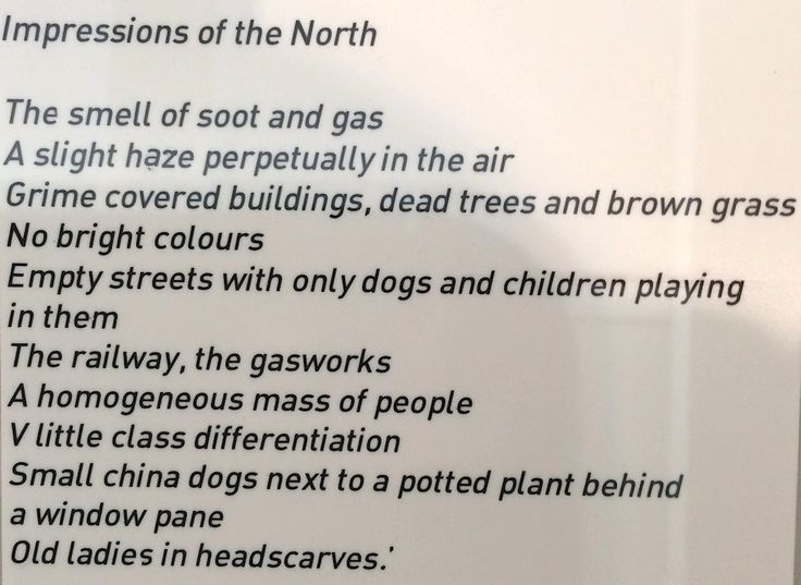 Impressions of the North. From the notebooks of photographer Tony Ray-Jones