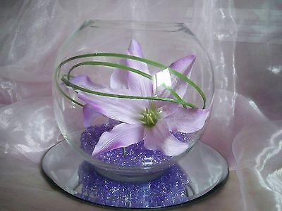 best 25 fish bowl vases ideas on pinterest inexpensive centerpieces floating flower. Black Bedroom Furniture Sets. Home Design Ideas