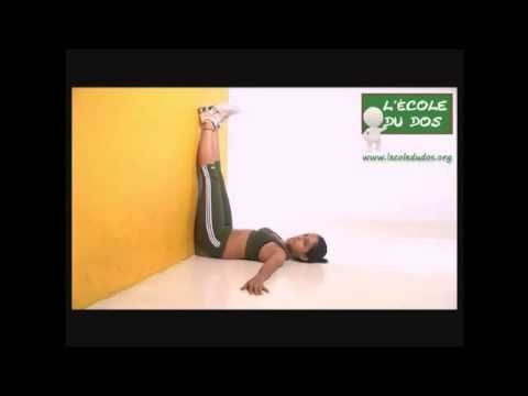 Lumbago, sciatique, hernie discale : vidéos - YouTube