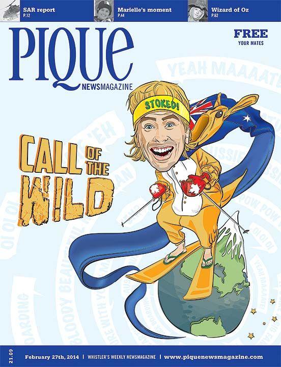 Pique Newsmagazine Feb 27th  | Whistler, CANADA