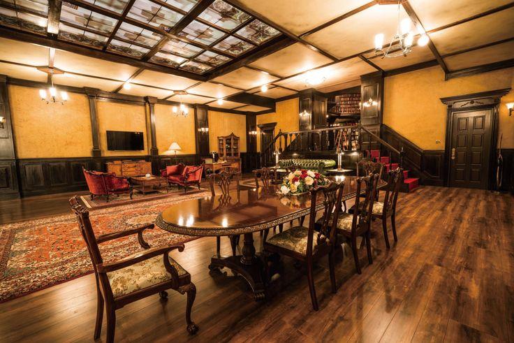 IQ246 ~華麗なる事件簿~ #IQ246 #IQ246華麗なる事件簿 #TBS #日曜劇場 #織田裕二 #土屋太鳳 #ディーンフジオカ #interior #library #luxury #luxuryroom #sofa #antiquestyle #ideas #inspiration