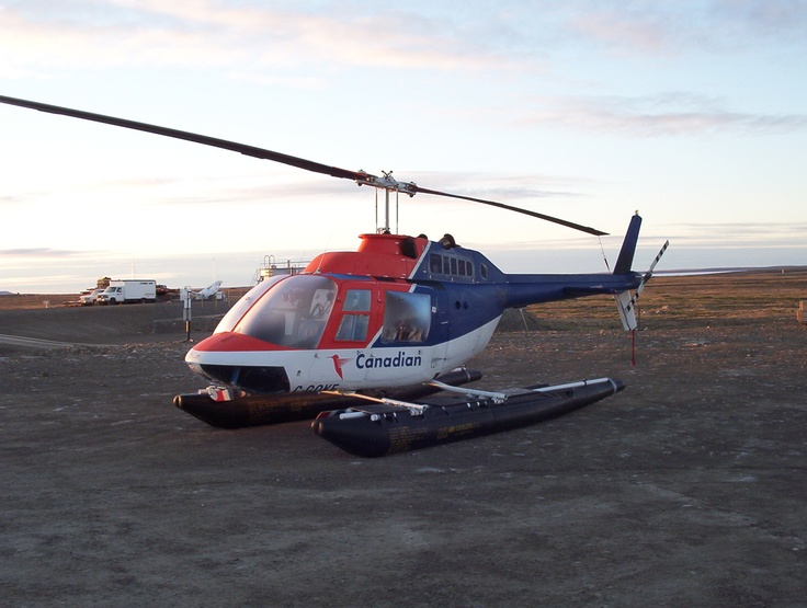 C-GOKE Canadian Helicopters Bell 206B (B06) 02.JPG - .